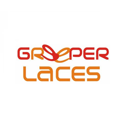 Greeper Laces logo cordones triatlon