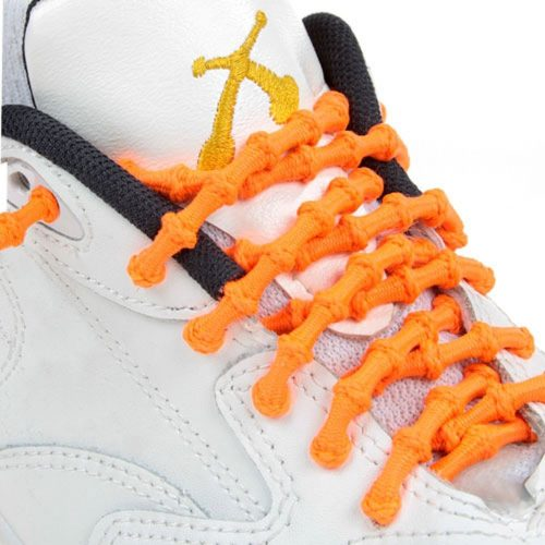 Xtenex Laces X300 naranja cordones triatlon