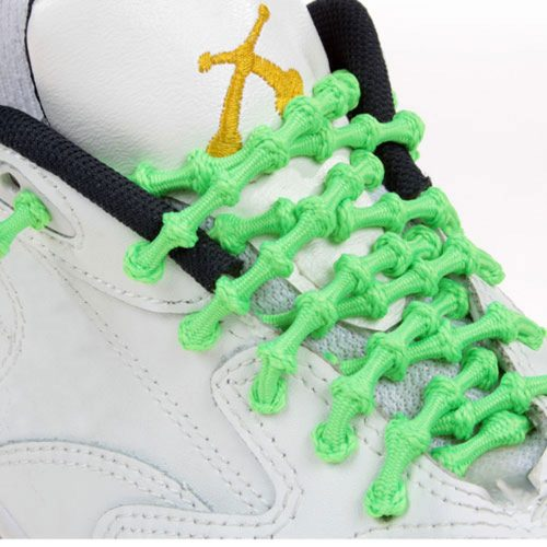 Xtenex Laces X300 verde cordones triatlon