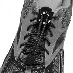 lock laces negro cordones triatlon
