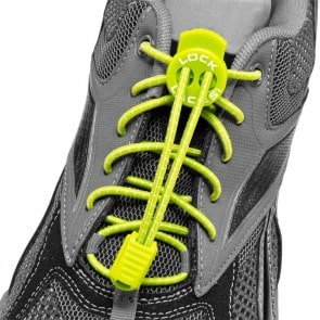 lock laces verde cordones triatlon